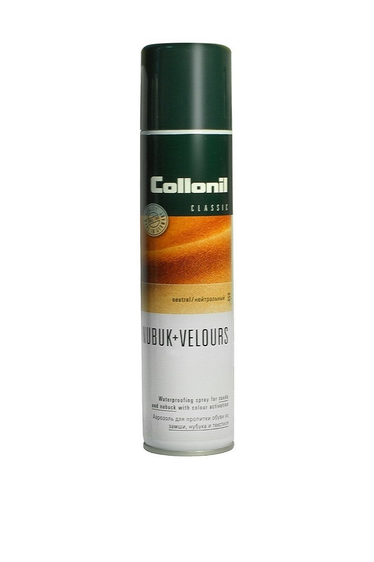 Спрей Collonil NUBUK+VELOURS-SPRAY